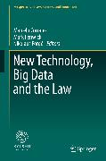 Cover-Bild zu Corrales, Marcelo (Hrsg.): New Technology, Big Data and the Law (eBook)