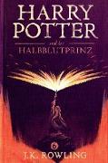 Cover-Bild zu Rowling, J. K.: Harry Potter und der Halbblutprinz (eBook)