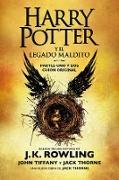 Cover-Bild zu Rowling, J. K.: Harry Potter y el legado maldito (eBook)