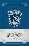 Cover-Bild zu Insight Editions: Harry Potter: Ravenclaw Ruled Notebook