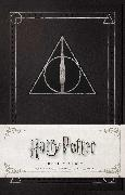 Cover-Bild zu Insight Editions: Harry Potter: The Deathly Hallows Ruled Notebook