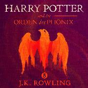 Cover-Bild zu Rowling, J.K.: Harry Potter und der Orden des Phönix (Audio Download)