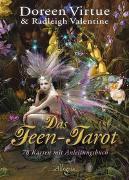 Cover-Bild zu Das Feen-Tarot von Virtue, Doreen