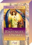 Cover-Bild zu Das Erzengel Orakel von Virtue, Doreen
