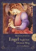 Cover-Bild zu Engel begleiten deinen Weg - Karten von Virtue, Doreen