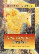 Cover-Bild zu Das Einhorn-Orakel von Virtue, Doreen