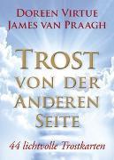 Cover-Bild zu Trost von der Anderen Seite - Orakelset von Virtue, Doreen