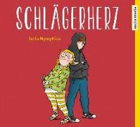 Cover-Bild zu Nymphius, Jutta: Schlägerherz
