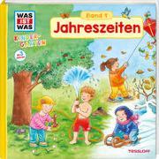 Cover-Bild zu WAS IST WAS Kindergarten, Band 1. Jahreszeiten von Döring, Hans-Günther