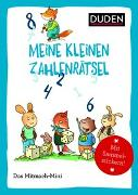 Cover-Bild zu Duden Minis (Band 23) - Meine kleinen Zahlenrätsel / VE 3 von Weller-Essers, Andrea