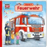 Cover-Bild zu WAS IST WAS Kindergarten, Band 7. Feuerwehr von Weller-Essers, Andrea