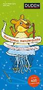Cover-Bild zu Hokuspokus Hamsterqualle - Dieses Klipp-Klapp-Buch verzaubert alle - Ab 4 Jahren von Weller-Essers, Andrea