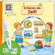 Cover-Bild zu BOOKii® WAS IST WAS Kindergarten Entdecke die Zeit! von Schreuder, Benjamin