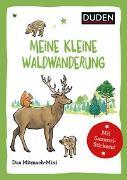 Cover-Bild zu Duden Minis (Band 32) - Mein kleine Waldwanderung / VE3 von Weller-Essers, Andrea
