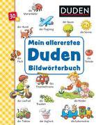 Cover-Bild zu Duden 30+: Mein allererstes Duden-Bildwörterbuch von Weller-Essers, Andrea