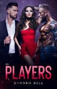 Cover-Bild zu De Players (Bad Romance, #4) (eBook) von Bell, Shanna