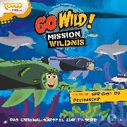 Cover-Bild zu Lueck, Andreas: Folge 18: Sprichst du delfinisch? / Die Tortuga lernt schwimmen! (Audio Download)