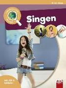 Cover-Bild zu Hesse, Kirstin: Leselauscher Wissen: Singen (inkl. CD)