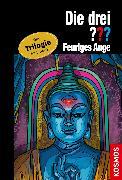 Cover-Bild zu Die drei ??? Feuriges Auge (drei Fragezeichen) (eBook) von Marx, André