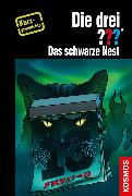 Cover-Bild zu Die drei ??? Das schwarze Nest (drei Fragezeichen) (eBook) von Buchna, Hendrik