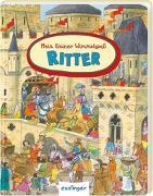 Cover-Bild zu Wandrey, Guido (Illustr.): Mein kleiner Wimmelspaß: Ritter