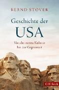 Cover-Bild zu Geschichte der USA (eBook) von Stöver, Bernd