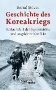 Cover-Bild zu Geschichte des Koreakriegs (eBook) von Stöver, Bernd