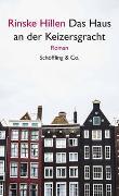 Cover-Bild zu Hillen, Rinske: Das Haus an der Keizersgracht