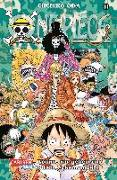 Cover-Bild zu Oda, Eiichiro: One Piece, Band 81