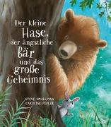 Cover-Bild zu Smallman, Steve: Der kleine Hase, der ängstliche Bär und das große Geheimnis