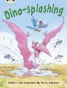Cover-Bild zu Smallman, Steve: Bug Club Independent Fiction Year Two Turquoise A Dino-splashing