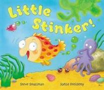 Cover-Bild zu Smallman, Steve: Little Stinker!