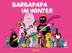 Cover-Bild zu Barbapapa im Winter von Taylor, Talus