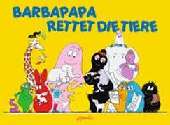 Cover-Bild zu Barbapapa rettet die Tiere von Taylor, Talus