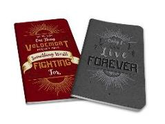 Cover-Bild zu Harry Potter: Character Notebook Collection von Insight Editions