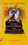 Cover-Bild zu Johansen, Hanna: Die Hexe zieht den Schlafsack enger