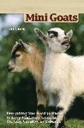 Cover-Bild zu Weaver, Sue: Mini Goats: Everything You Need to Know to Keep Miniature Goats in the City, Country, or Suburbs