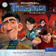 Cover-Bild zu Folge 7: Der Kampf der zwei Brücken / Die Rückkehr des Trolljägers (Audio Download) von Karallus, Thomas