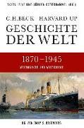 Cover-Bild zu Bd. 5: Geschichte der Welt 1870-1945 - Geschichte der Welt von Iriye, Akira (Hrsg.)