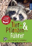 Cover-Bild zu Tier- und Pflanzenführer. Kindernaturführer (eBook) von Saan, Anita van