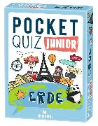 Cover-Bild zu Pocket Quiz junior Erde
