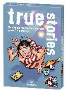 Cover-Bild zu black stories junior - true stories