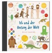 Cover-Bild zu Ich und der Anfang der Welt von Bunting, Philip