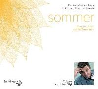 Cover-Bild zu Sommer: Gelesen von Hans Sigl von Pablo, Hagemeyer