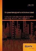 Cover-Bild zu Müller, Jessica: Drogenabhängigkeit und Soziale Arbeit: Nutzen und Nutzungsprozesse niedrigschwelliger, akzeptanzorientierter Drogenhilfeangebote (eBook)