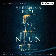 Cover-Bild zu Rat der Neun - Gezeichnet (Audio Download) von Roth, Veronica