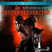 Cover-Bild zu Becker, Alexandra: Der Gespensterreiter - Eine Kriminalutopie (Audio Download)
