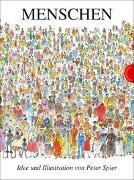 Cover-Bild zu Spier, Peter: Menschen