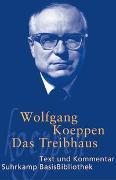 Cover-Bild zu Das Treibhaus von Koeppen, Wolfgang