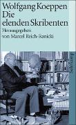 Cover-Bild zu Die elenden Skribenten von Koeppen, Wolfgang